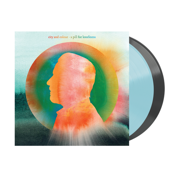 "A Pill For Loneliness 12"" Vinyl (2LP - Translucent Blue // Translucent Black) // PREORDER"