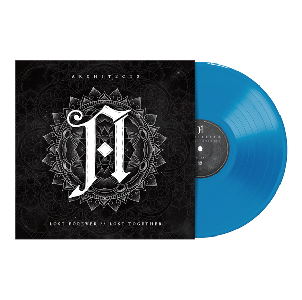"Lost Forever, Lost Together 12"" Vinyl (Transparent Blue) // PREORDER"