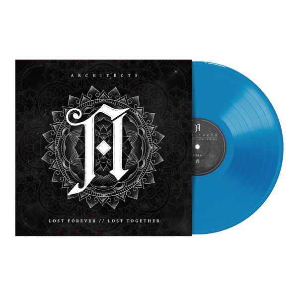 "Lost Forever, Lost Together 12"" Vinyl (Transparent Blue)"