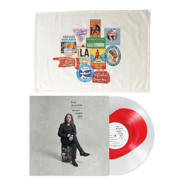 Apart Together Bundle #1 (Ultra Clear w/ Opaque Red) // PREORDER