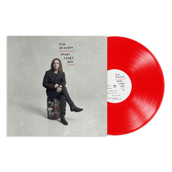 "Apart Together 12"" Vinyl (Translucent Red) // PREORDER"