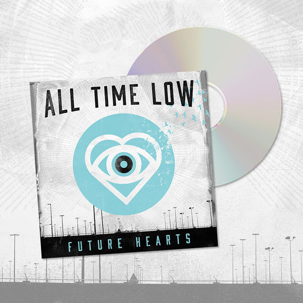Future Hearts (Standard CD) (470659783)