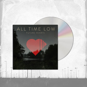 All Time Low Official Merch - Future Hearts (Deluxe CD)