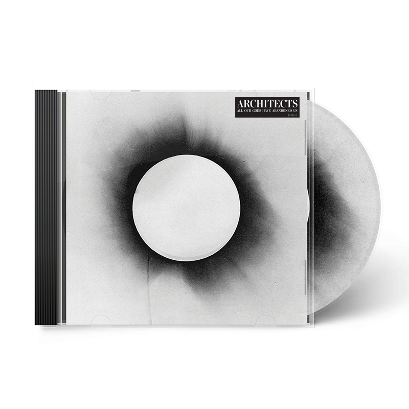 Architects Official Merch - All Our Gods Have Abandoned Us (CD) (5601708355)
