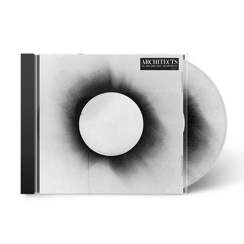 Architects Official Merch - All Our Gods Have Abandoned Us (CD)