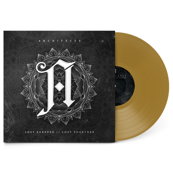 "Lost Forever, Lost Together 12"" Vinyl (Gold Vinyl)"