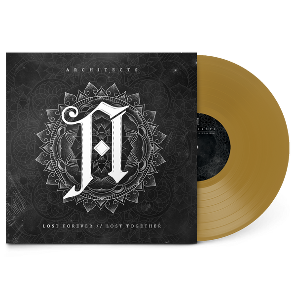 "Lost Forever // Lost Together 12"" Vinyl (Gold)"