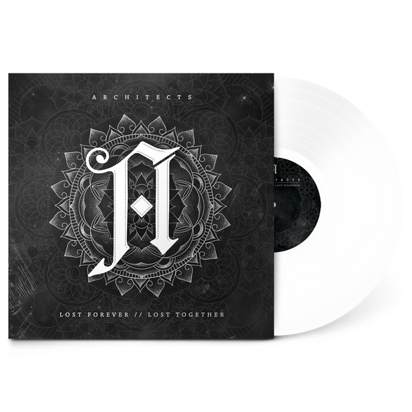 "Lost Forever // Lost Together 12"" Vinyl (White Vinyl)"