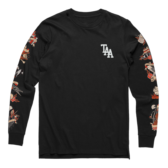 ELYOYLT Flash Longsleeve (Black)