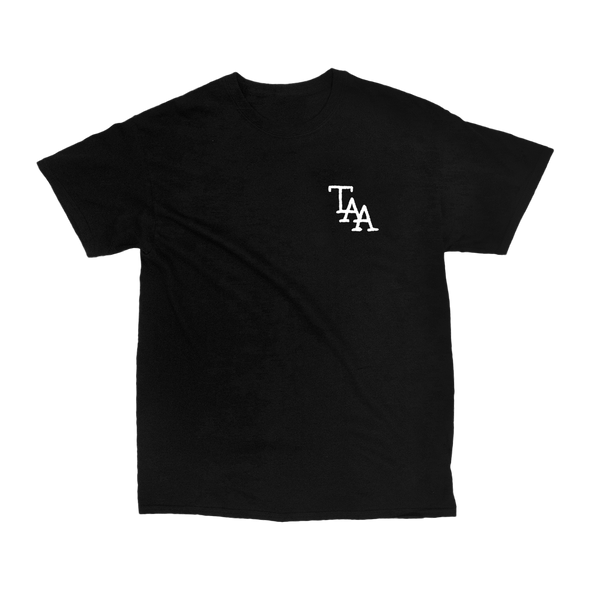 Ahren Rose Flash Tee (Black)