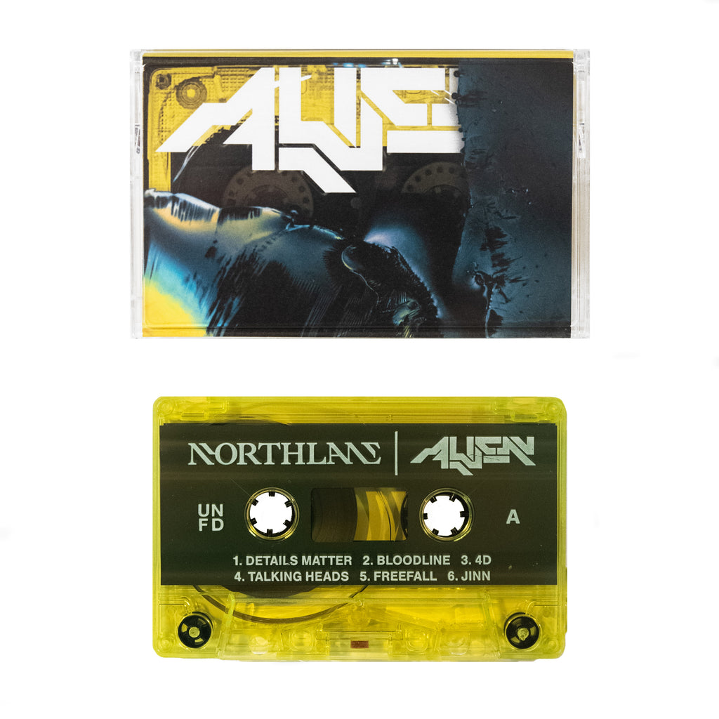 Alien Cassette (Yellow Tint)