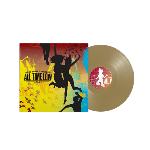 "So Wrong, It's Right 12"" Vinyl (Gold)"