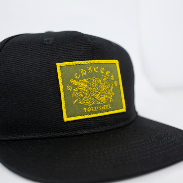 Holy Hell Snapback (Black)