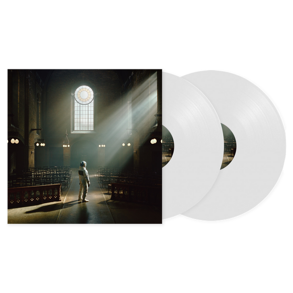 For Those That Wish To Exist 2LP Vinyl (24Hundred Exclusive White)