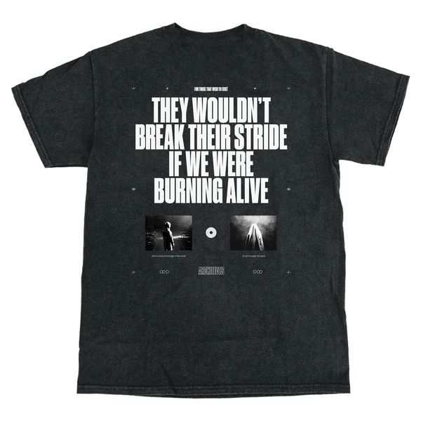 Burning Alive Tee