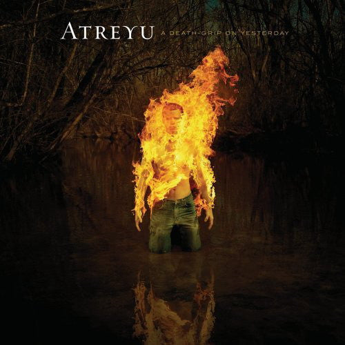 Atreyu Official Merch - A Death Grip On Yesterday (CD)
