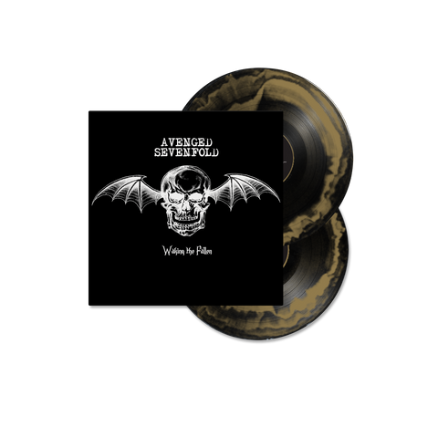 "Waking The Fallen 12"" Vinyl (Gold / Black Smash)"