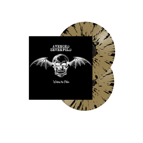 "Waking The Fallen 12"" Vinyl (Gold w/ Black Splatter)"