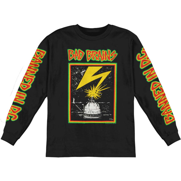 Banned in DC Longsleeve (Black)