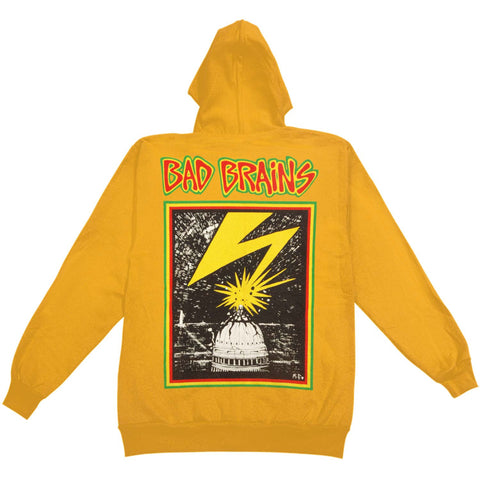 Banned in DC Hoodie (Yellow)