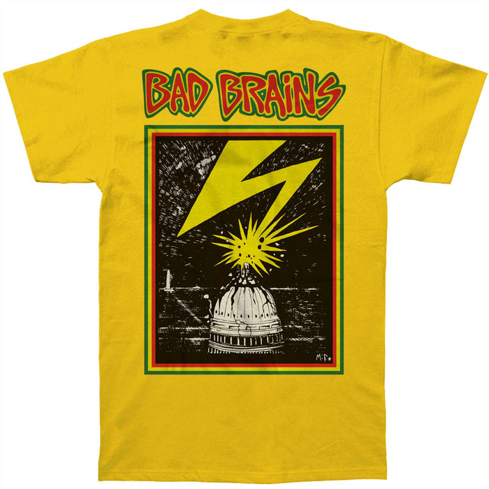 Banned in DC Tee (Yellow)