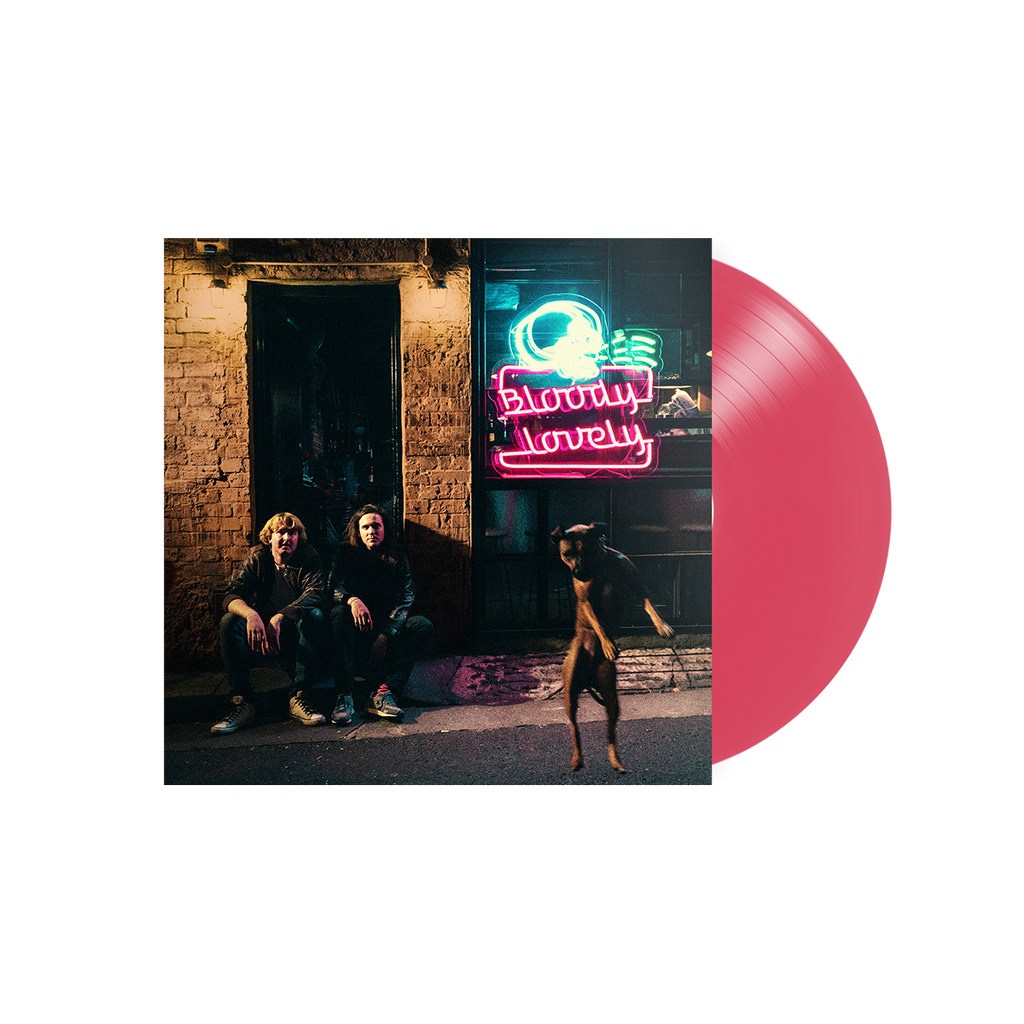 "Bloody Lovely 12"" Vinyl (Limited Pink)"