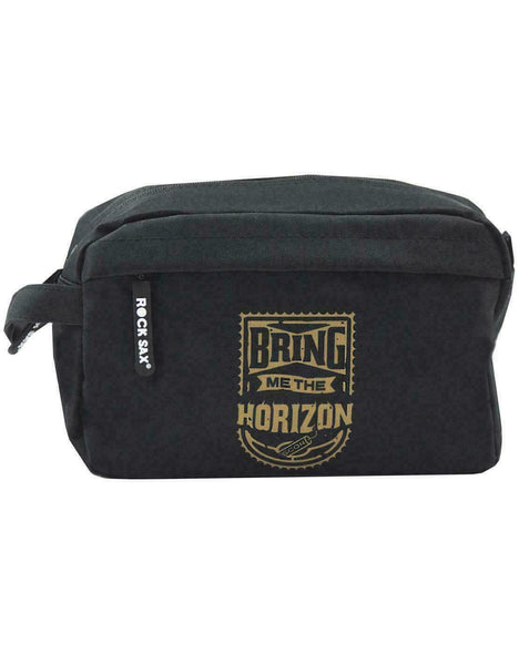 Bring Me The Horizon - Gold Wash Bag