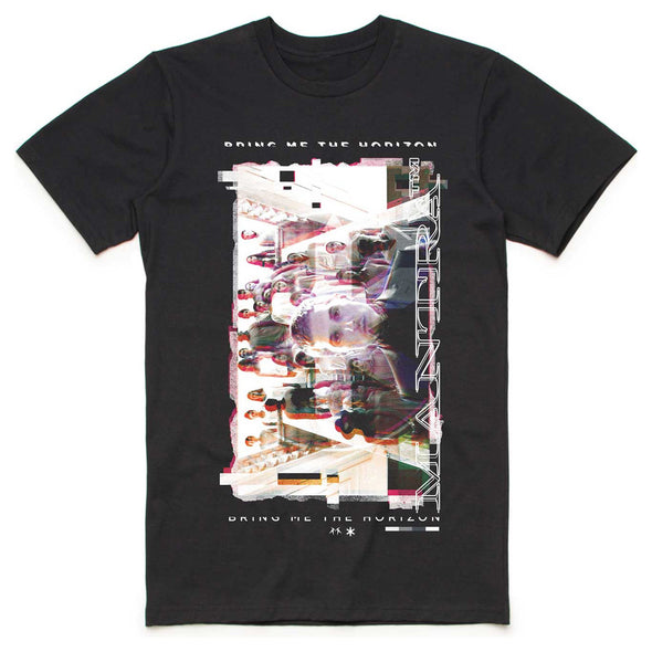 Mantra Cover Tee (Black)
