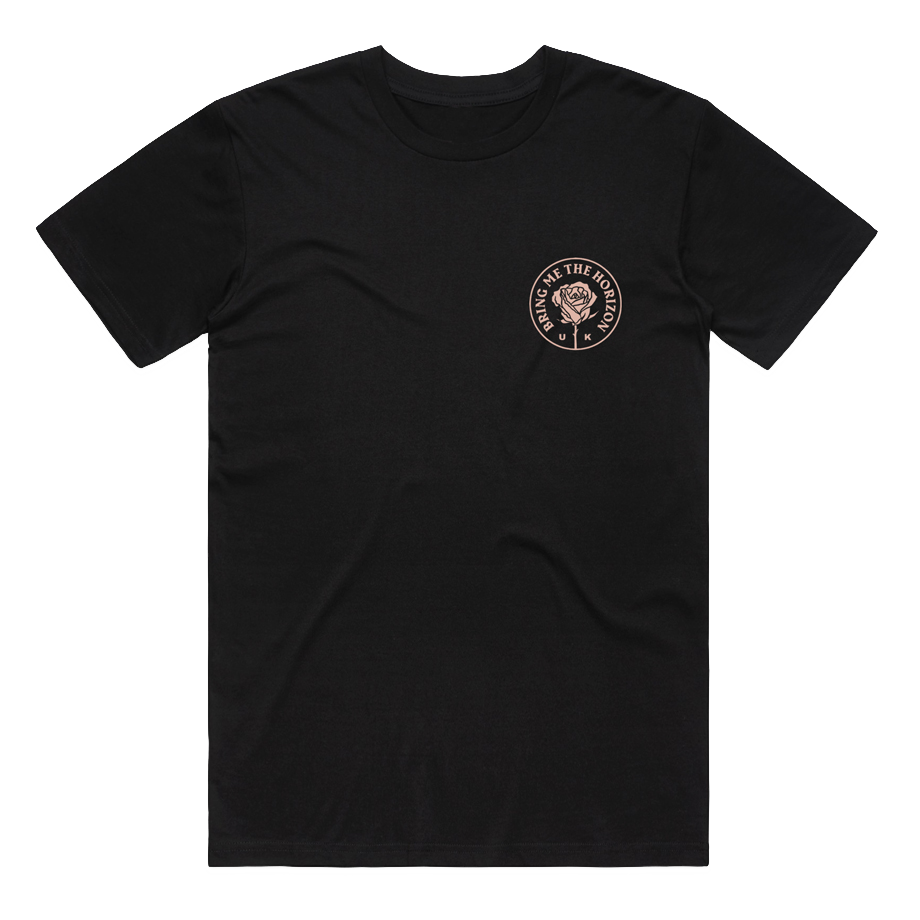 Too Late Tee (Black)