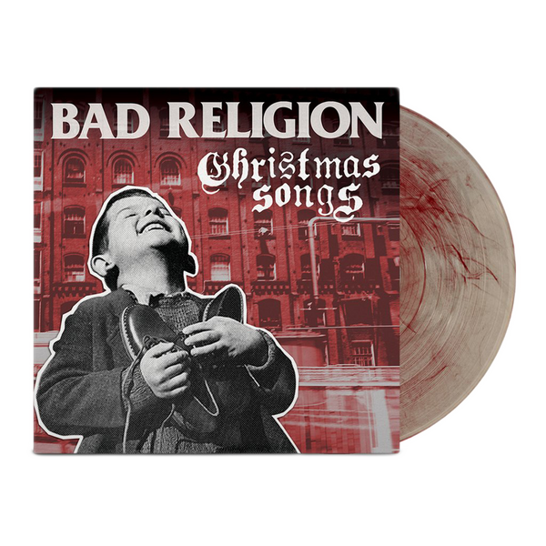 "Christmas Songs 12"" Vinyl (Clear/Red)"