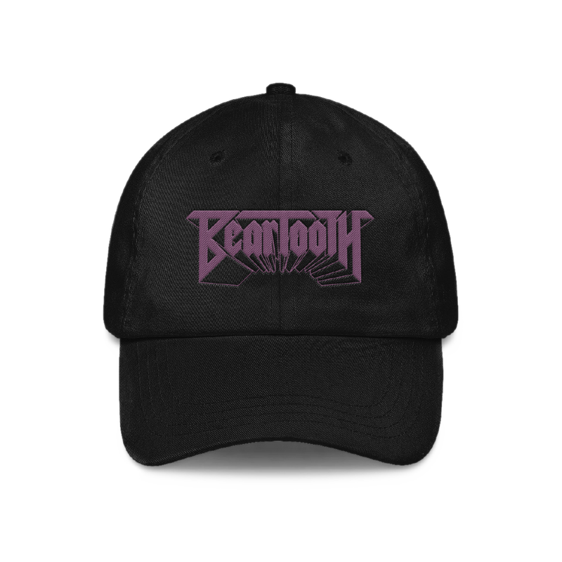 Below Cap (Black)