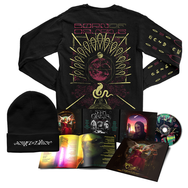 Angel Or Alien Merch Bundle
