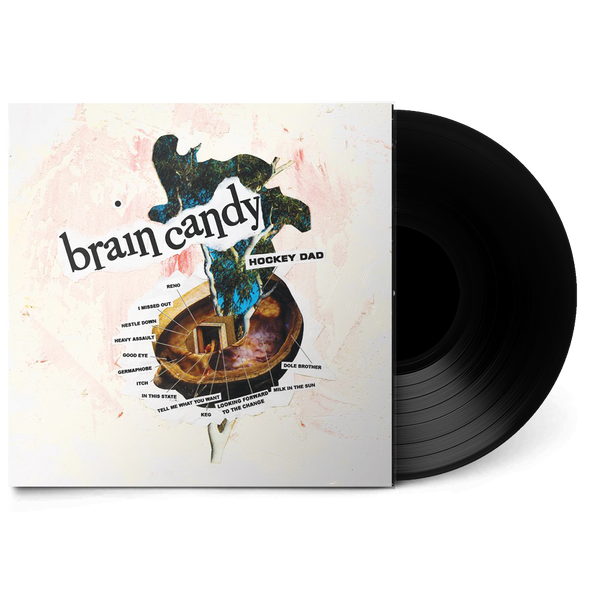 "Brain Candy 12"" Vinyl (Black)"