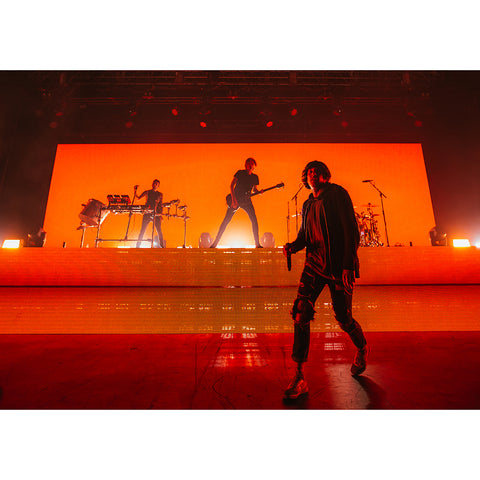 Bring Me The Horizon - Riverstage - (A3 Photo Print) // PREORDER
