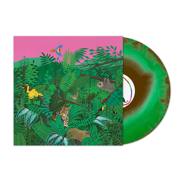 "Good Nature 12"" Vinyl (Green/Brown)"