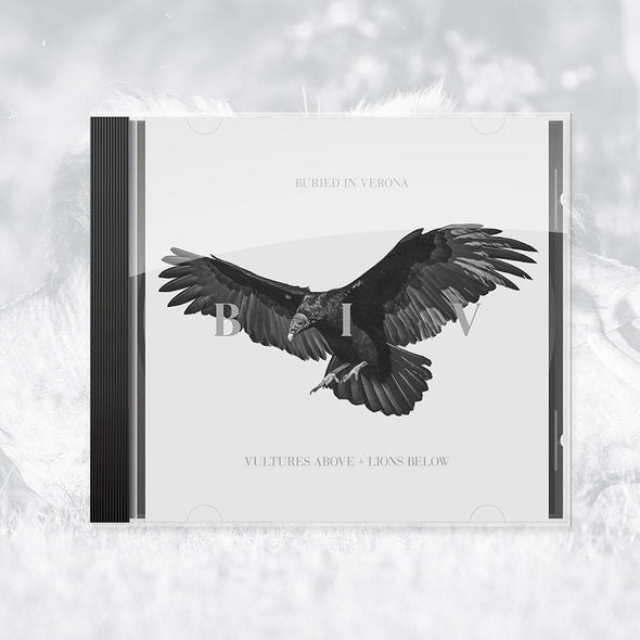 Buried In Verona // Vultures Above, Lions Below (CD)