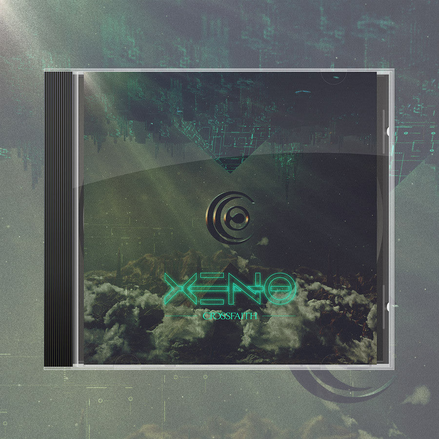 Crossfaith Official Merch - Xeno (CD) (1586000963)