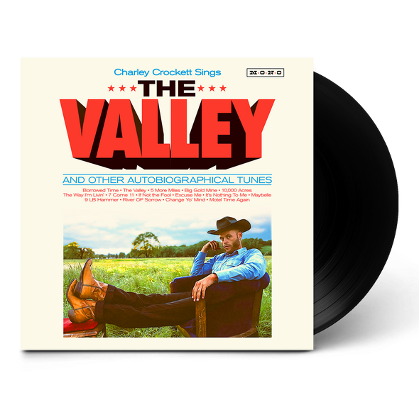 "The Valley 12"" Vinyl (Black) // PREORDER"