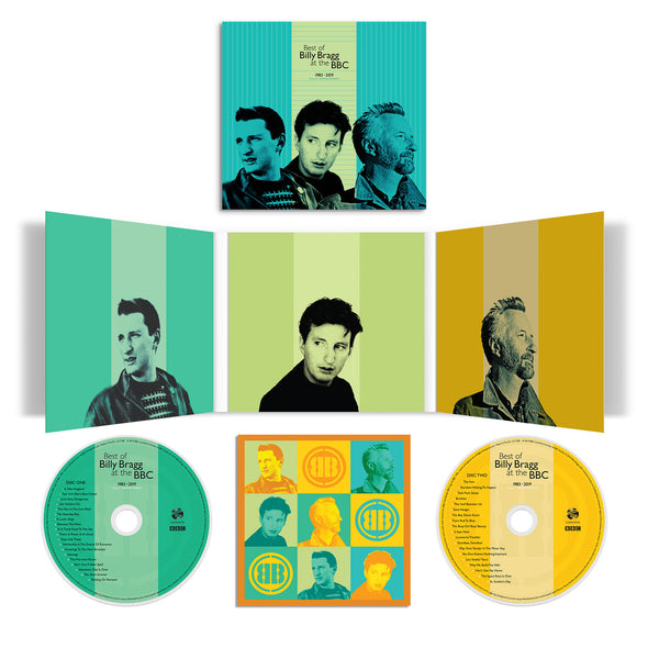 Best Of Billy Bragg At The BBC 1983 - 2019 (2CD) // PREORDER