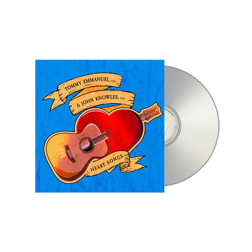Heart Songs CD // PREORDER