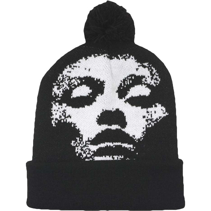 Jane Doe Knit Face Beanie
