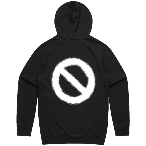 Nothing Left To Love Hoodie (Black)