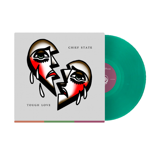 "Tough Love 12"" Vinyl (Transparent Green)"