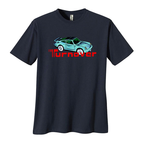 Car Tee (Navy) // PREORDER