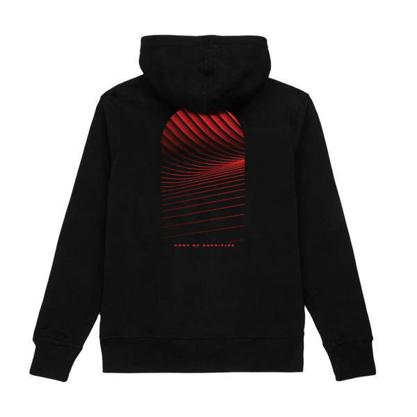 Cost of Sacrifice Hoodie (Black)