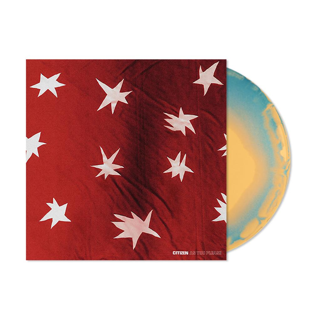 "As You Please 12"" Vinyl (Blue/Orange)"