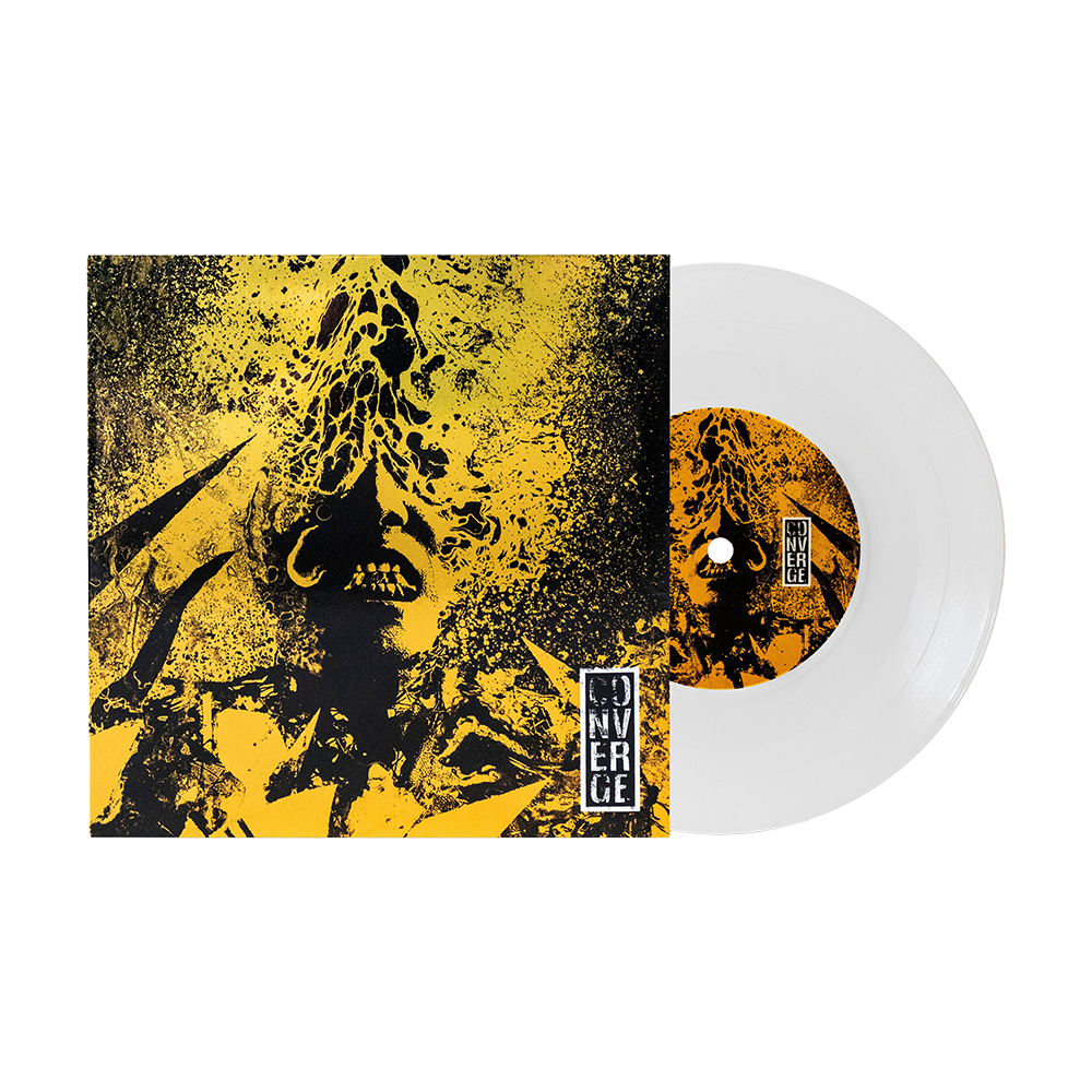 "Beautiful Ruin 7"" Vinyl (White)"