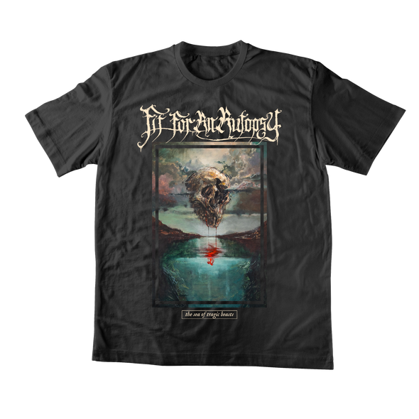 The Sea Of Tragic Beasts Album Tee + Digital Download - Bundle 1 // PREORDER