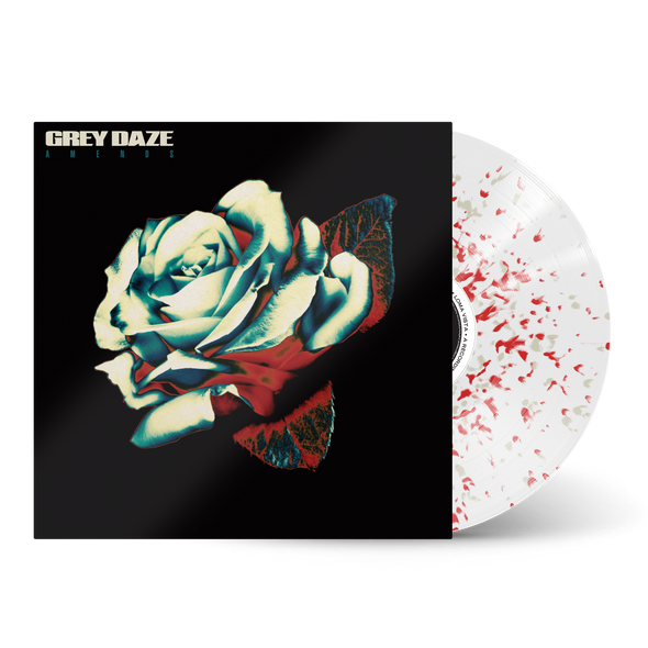 "Amends 12"" Vinyl Deluxe Shop Exclusive Edition (Bone White and Apple Red Splatter) // PREORDER"