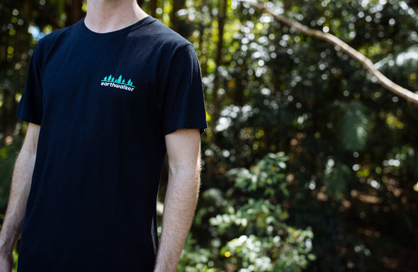 Forest Pocket, Organic Hemp Tee